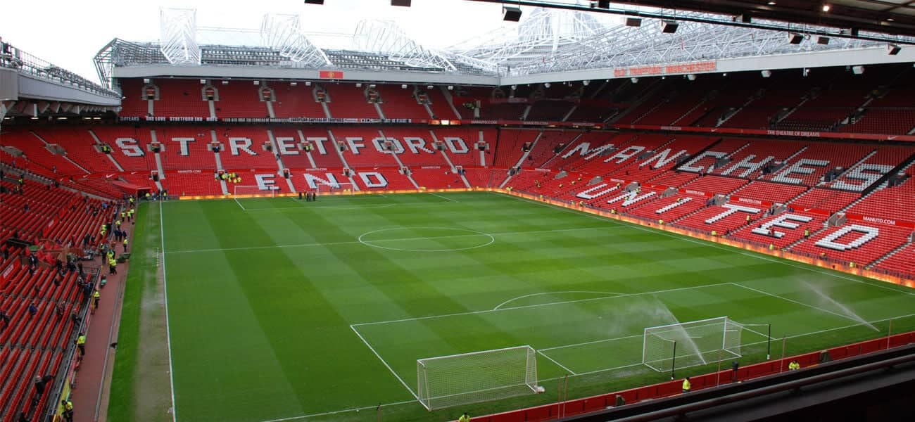 expansion manchester united trafford stadium utd premier league theticketingbusiness capacity considers report english football considering expanding
