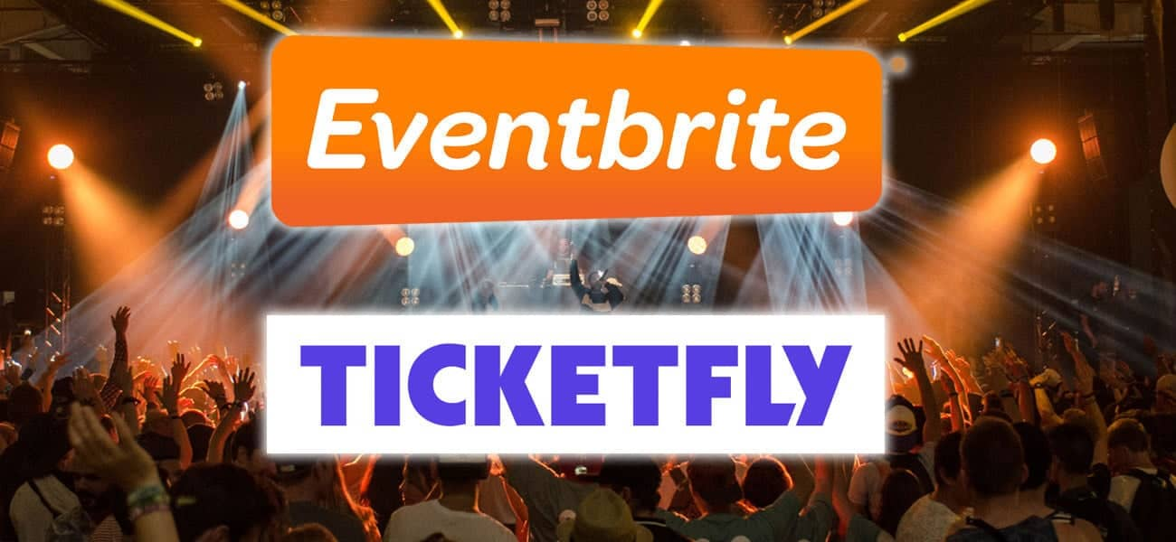 Eventbrite Ticketfly