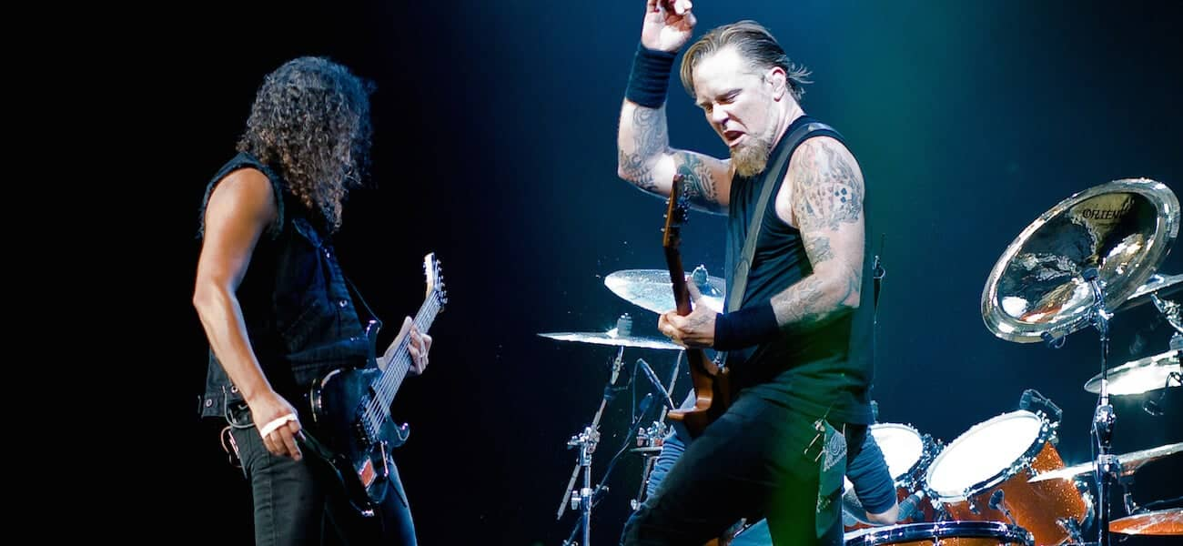 Metallica UK Venues Touts