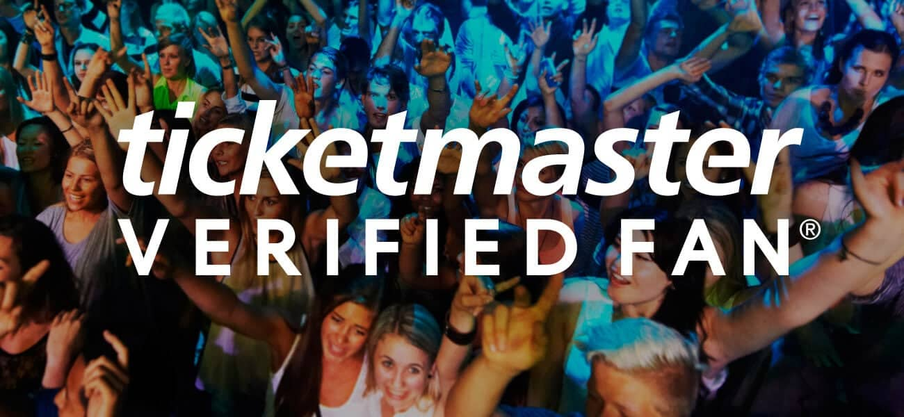 Verified-Fan-Ticketmaster