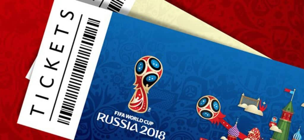England Fans Not Among Top Purchasers Of Russia 2018