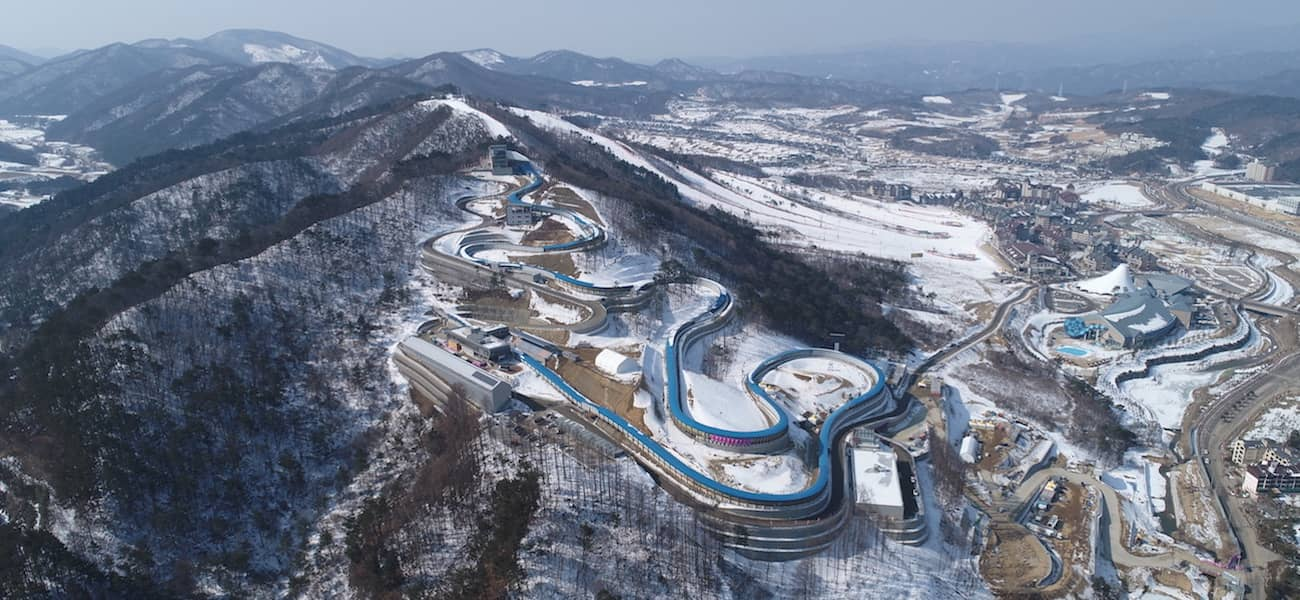donated tickets to Pyeongchang