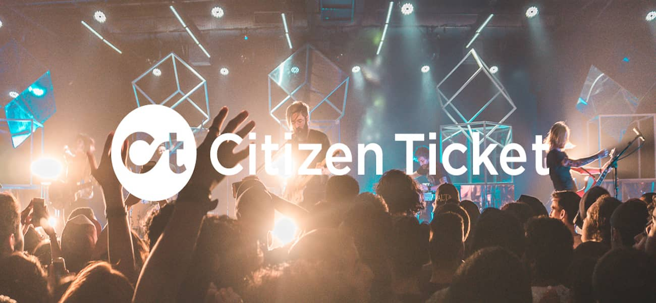 Citizen Ticket BitTicket