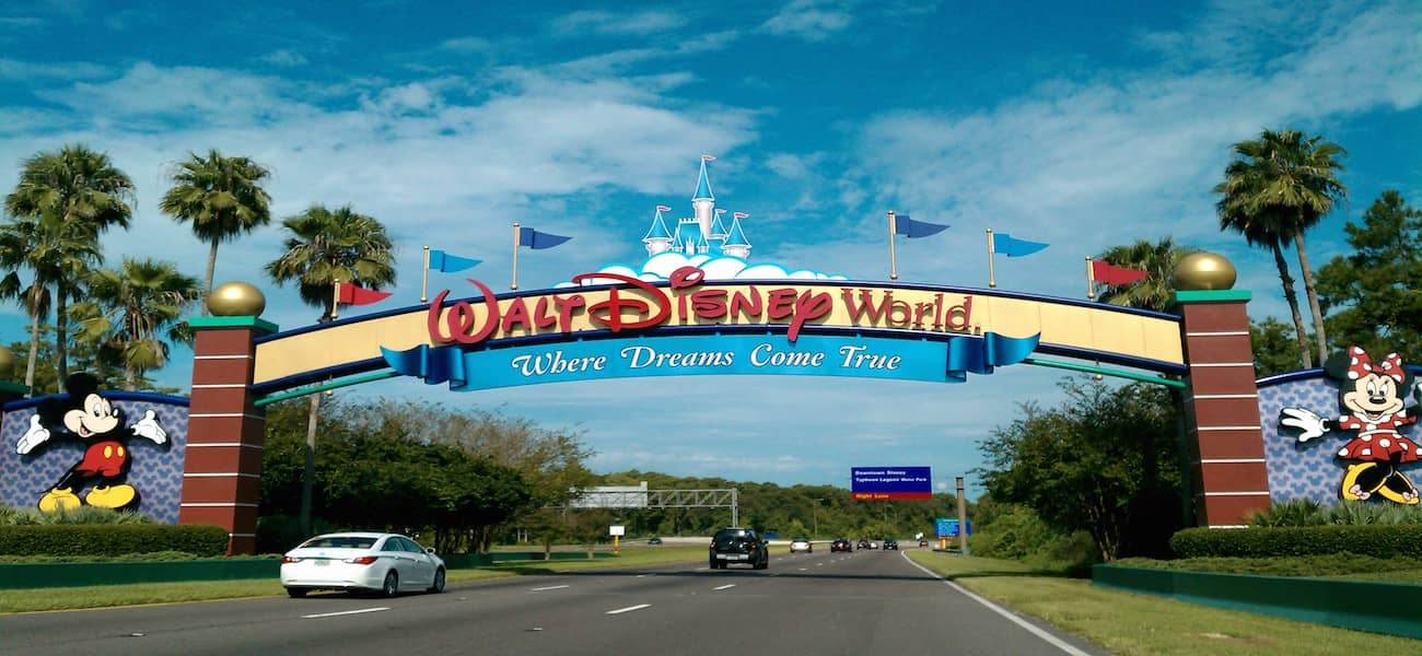 Walt Disney World Resort_entrance