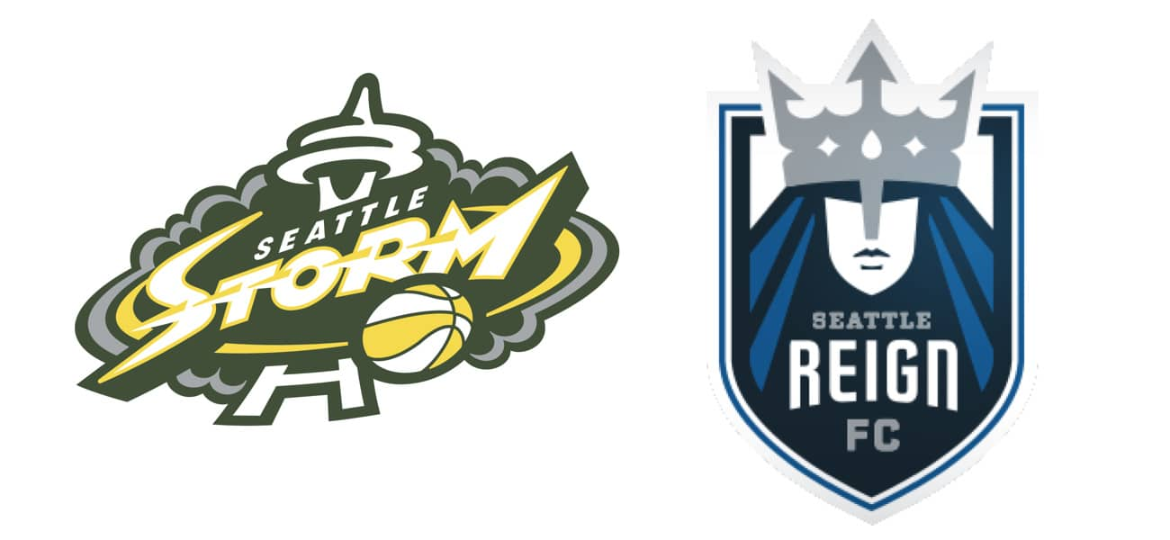 Seattle Storm and Reign