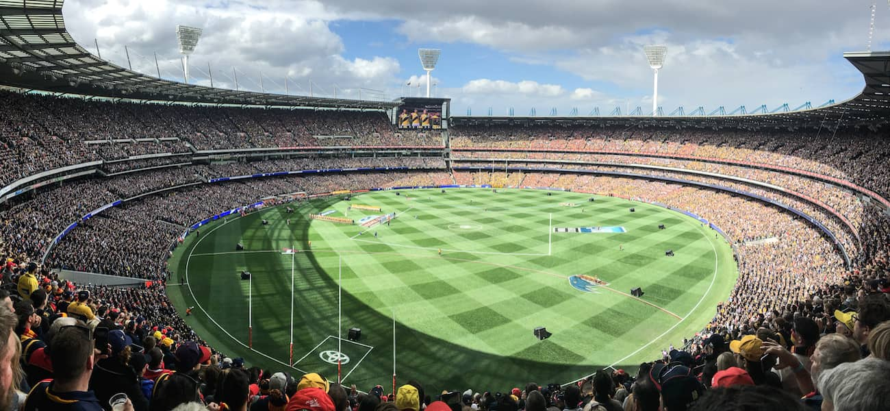 AFL Grand Finals Legislation