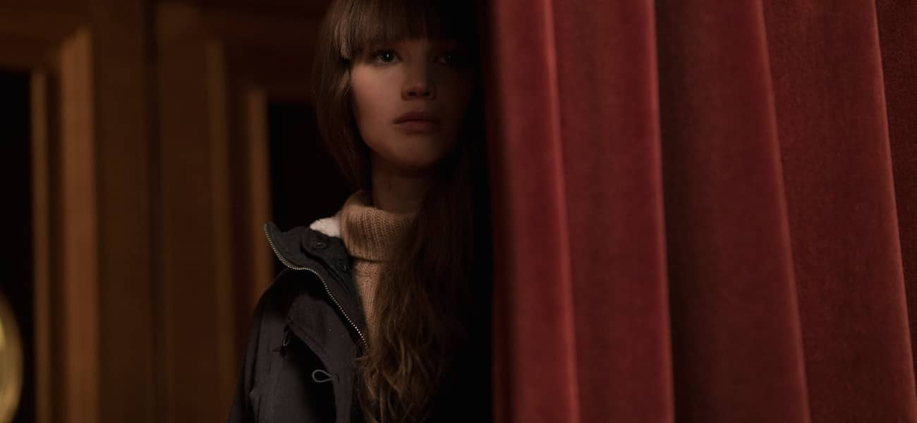 Red Sparrow MoviePass