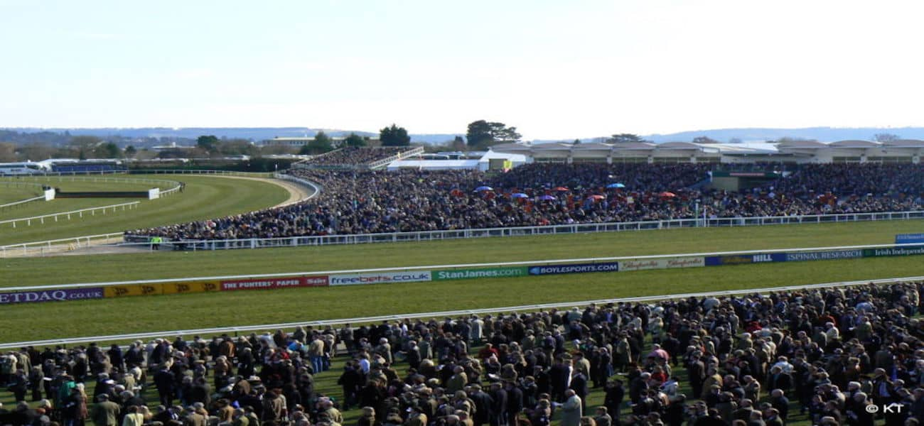 Cheltenham The Jockey Club