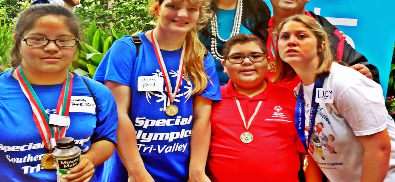 Special Olympics Accesso