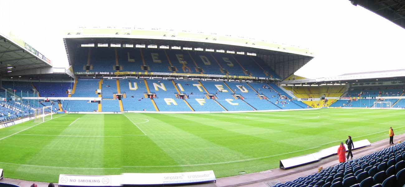 Elland Road Leeds United Away Tickets