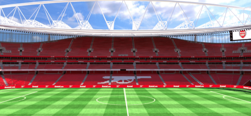 Stadium in Check Emirates  3D PACIFA courtesy of out