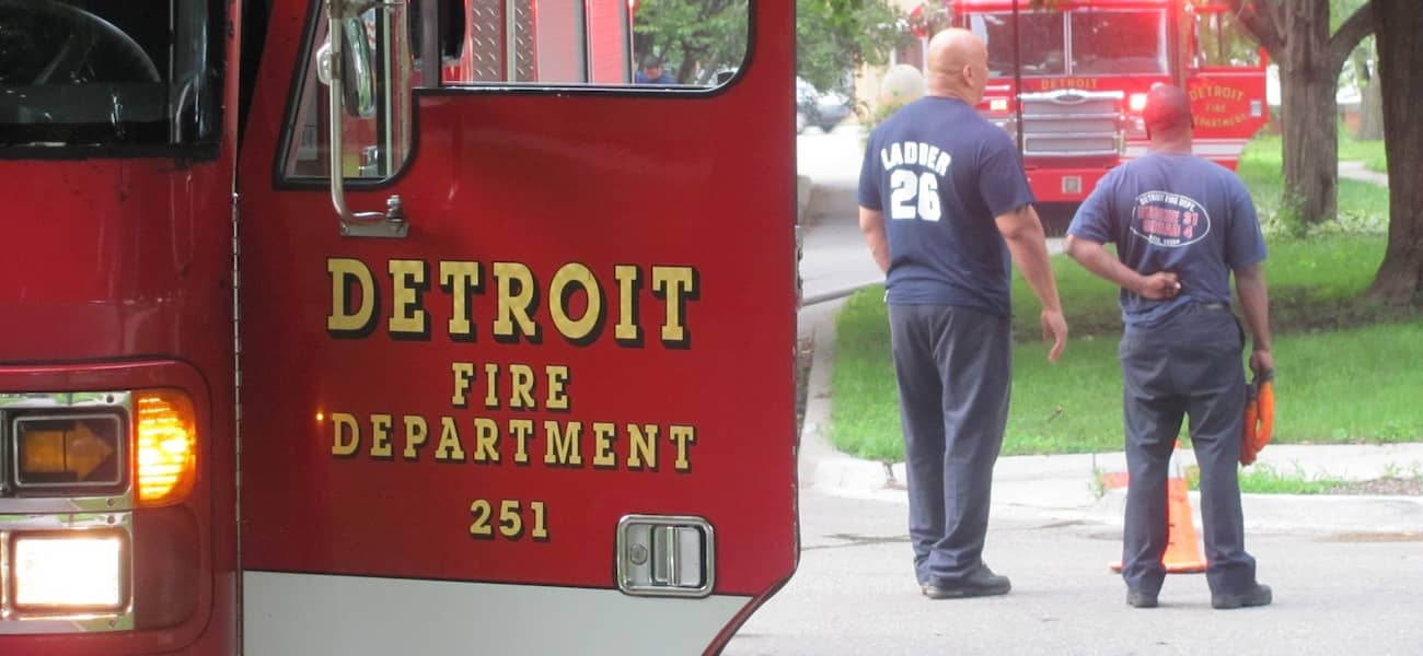 Detroit tax emergency services