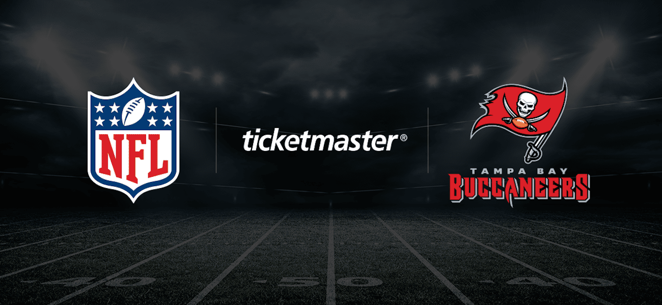 Ticketmaster Buccaneers