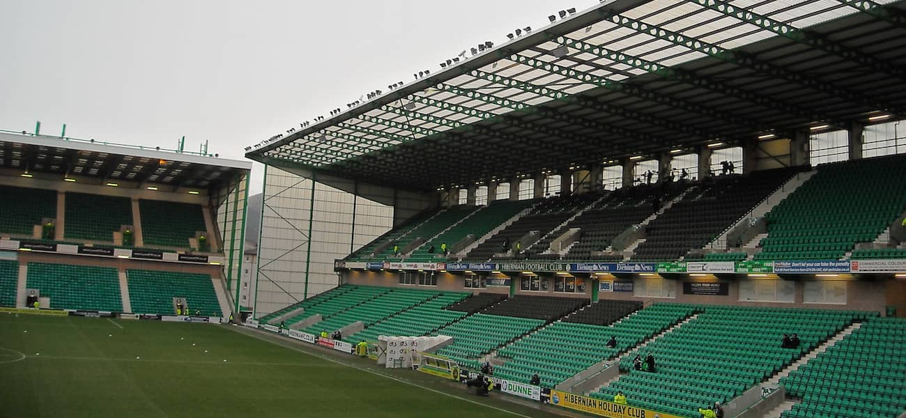 Easter Road Rangers Hibs