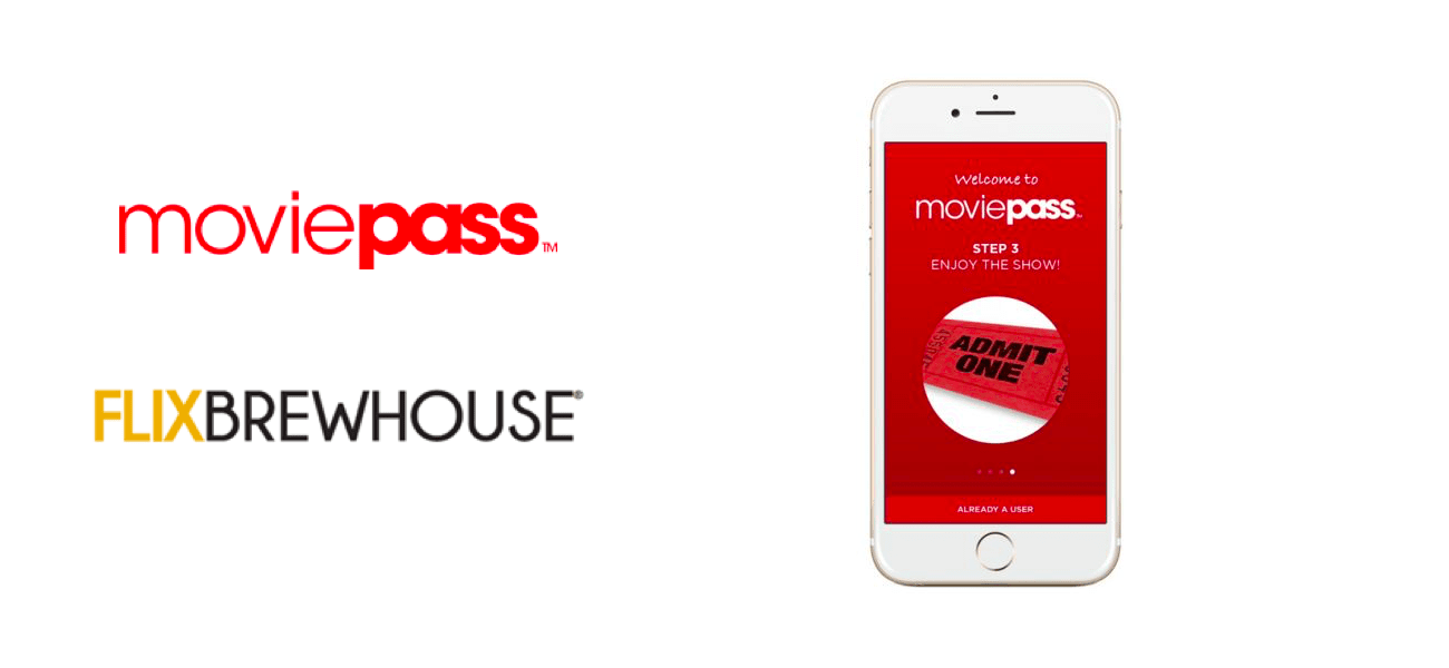 Flix Brewhouse MoviePass