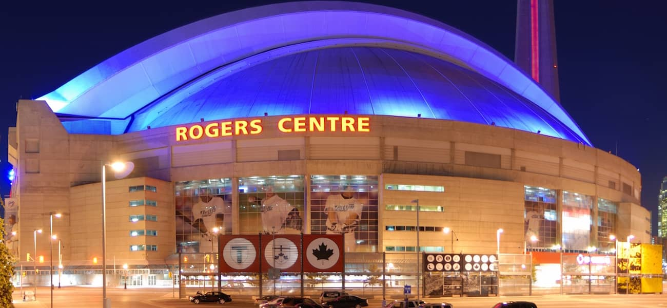 Rogers Centre 5G