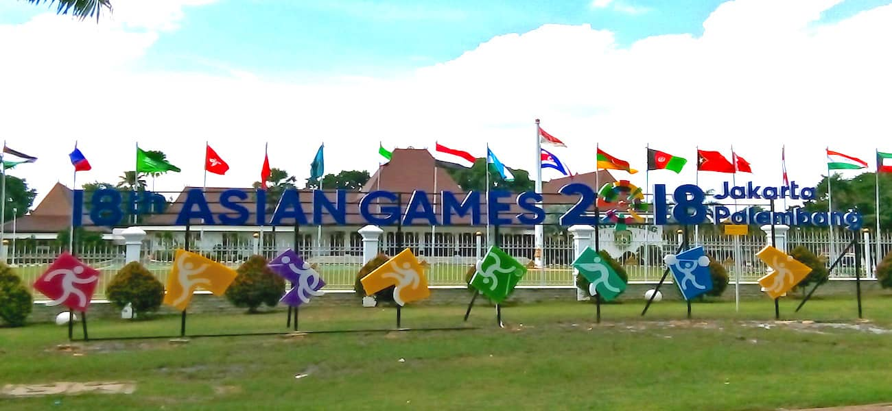 schedule asian games 2018