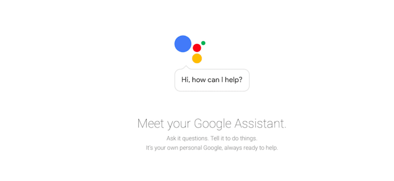 Google Assistant Fandango voice