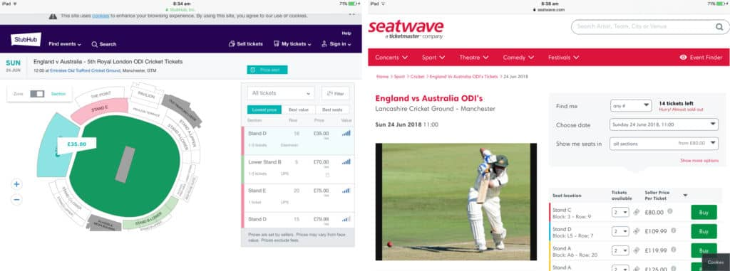 ECB joins call for compliance on resale - TheTicketingBusiness News