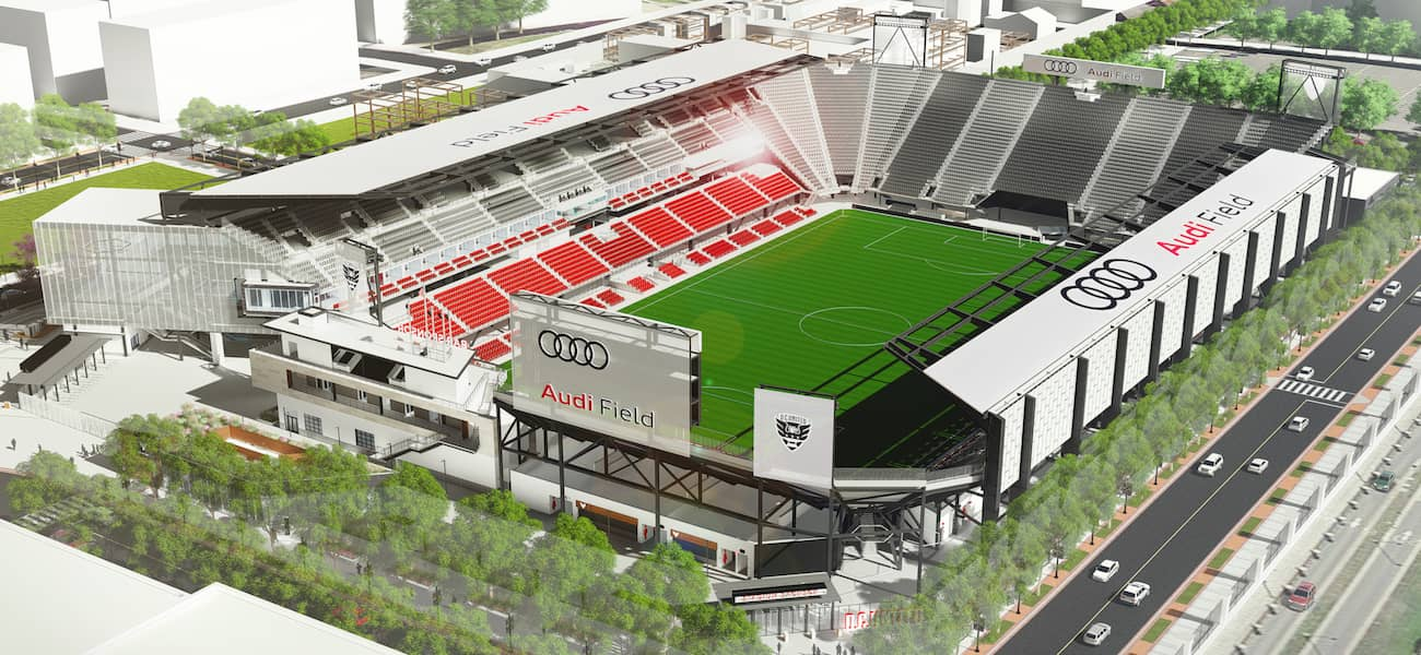 DC United Audi Field