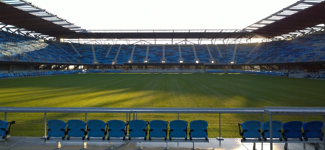 Avaya Stadium Clear biometrics