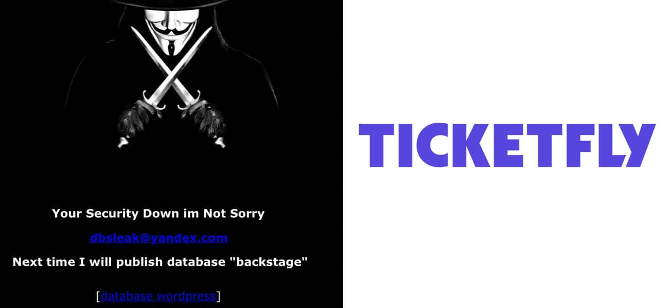 Ticketfly-hack