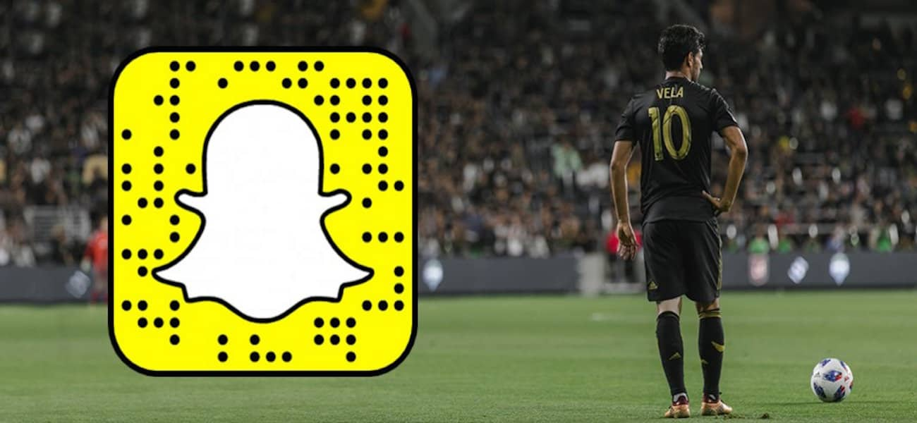 LAFC Snapchat SeatGeek
