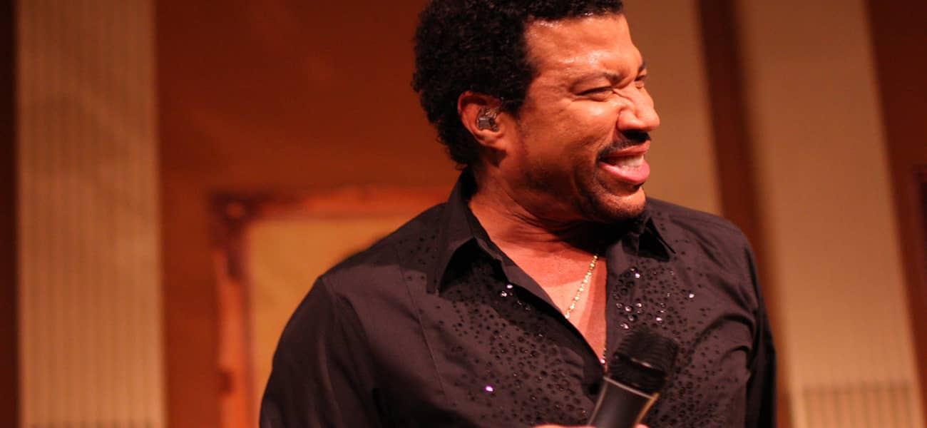 Seatwave Lionel Richie