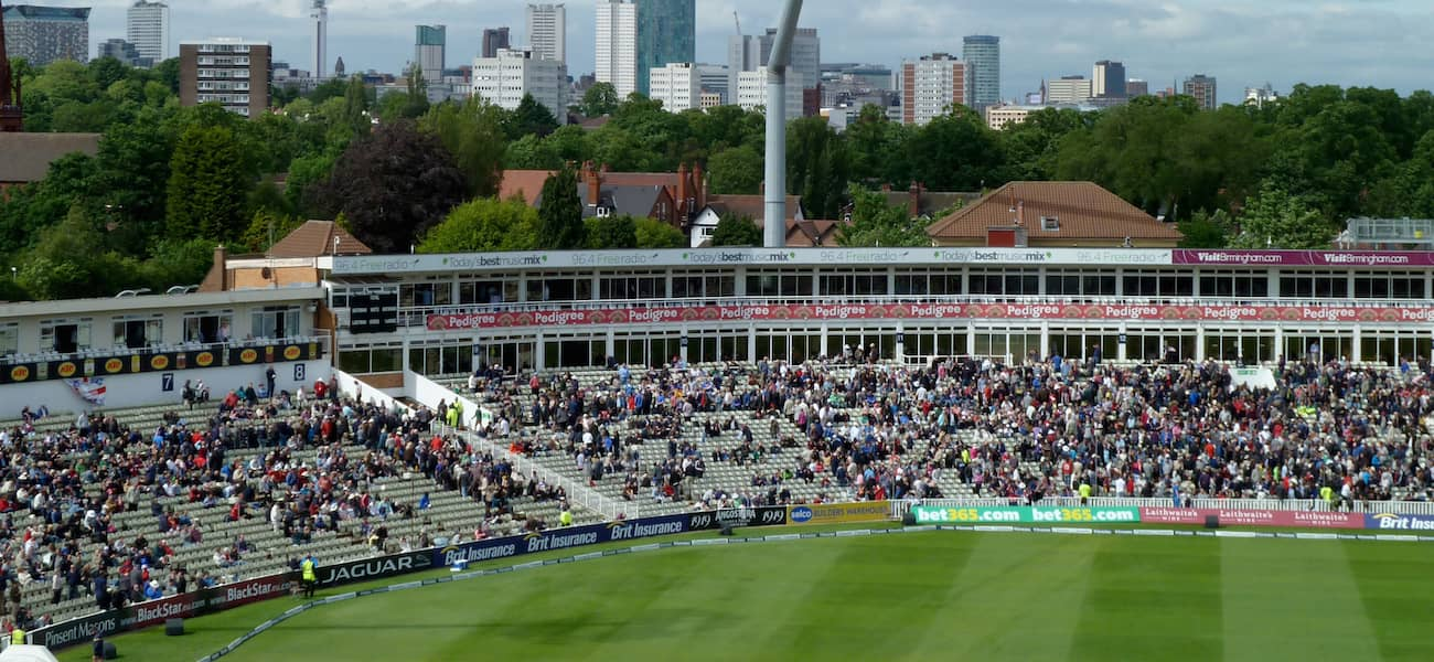 Edgbaston Test
