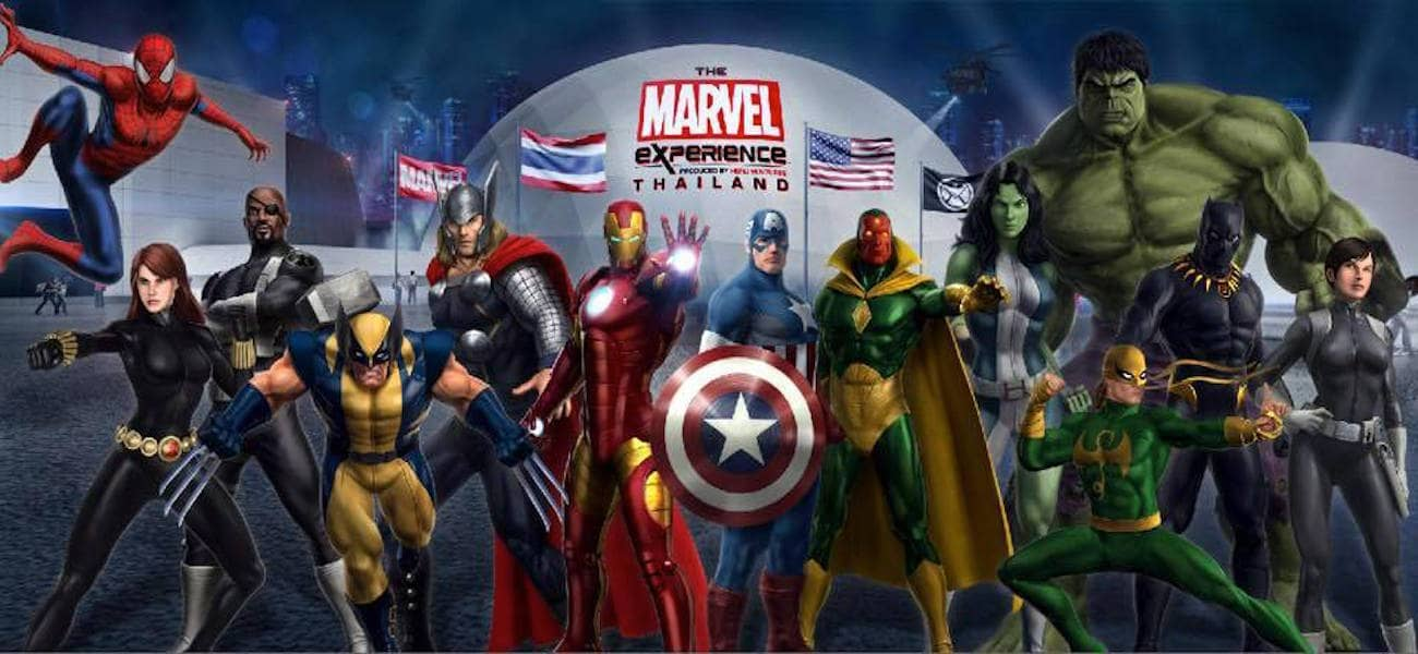Smartag The Marvel Experience