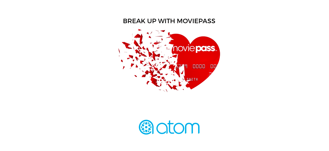 MoviePass Atom AMC