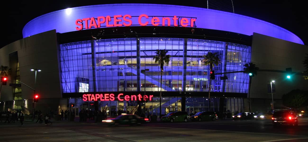 Staples Center AEG Presents