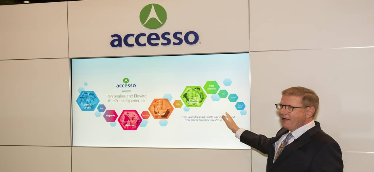 AccessoCrop Village Roadshow