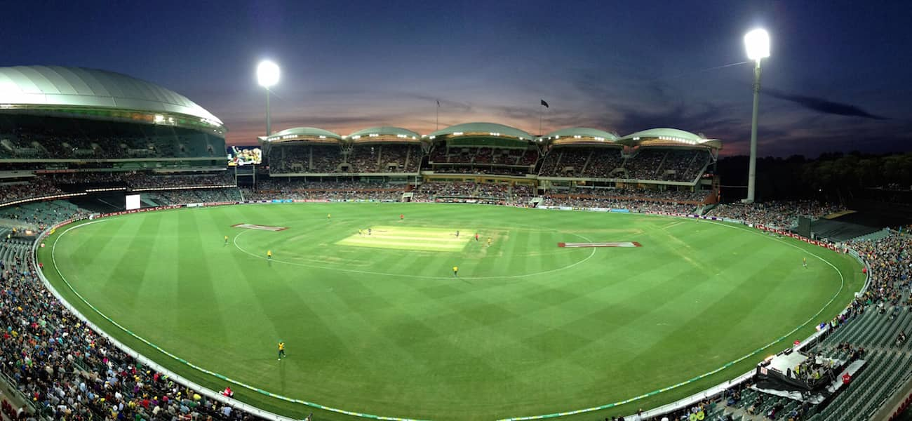 Adelaide Oval Test