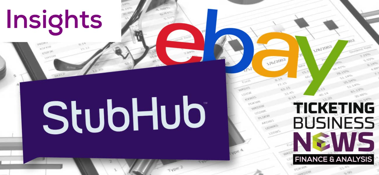 Insights: StubHub's performance in the wider eBay picture
