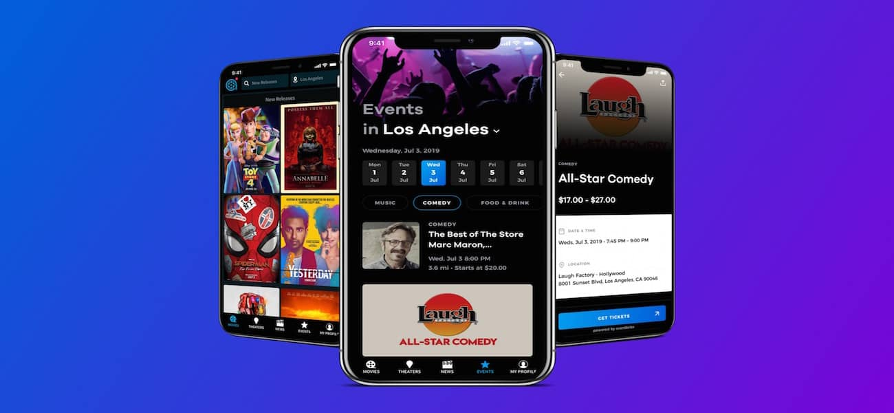 Atom Tickets expands into live events market
