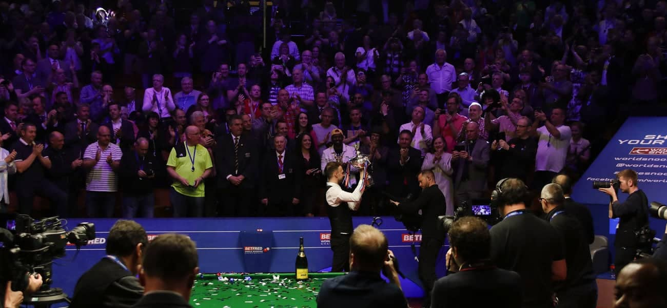 Snooker-Crucible