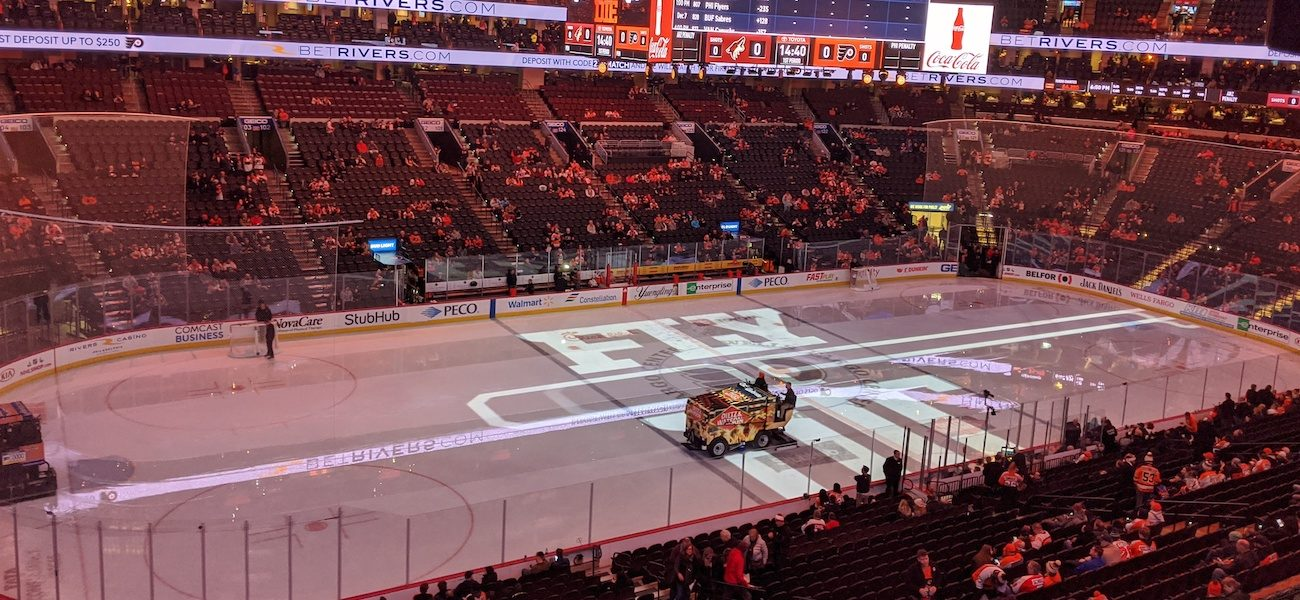 SeatGeek signs deal with Flyers